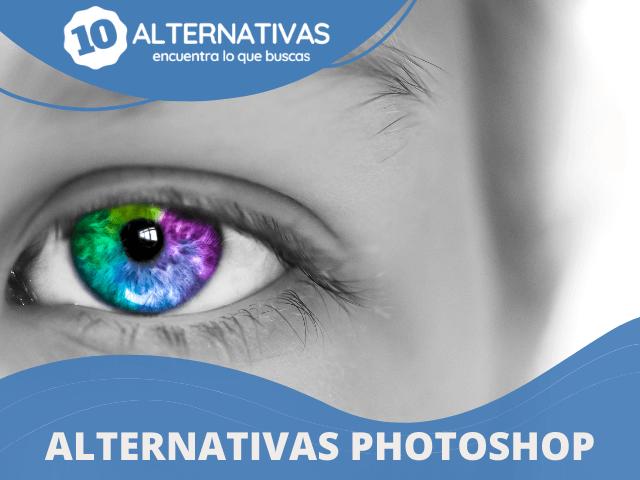 alternativas a photoshop para editar fotos gratis