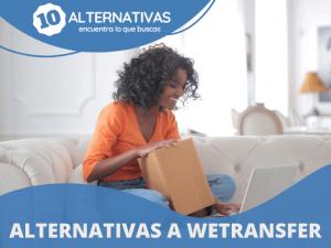 alterantivas a wetransfer para mandar archivos pesados