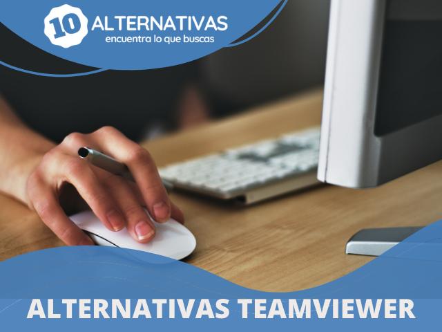 merjores alternativas a teamviewer