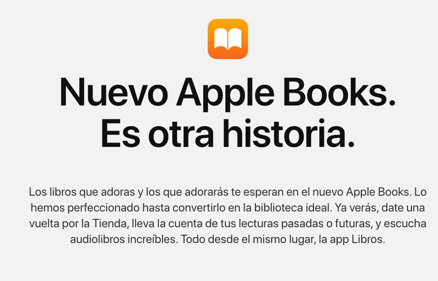 apple ebooks para descargar epub