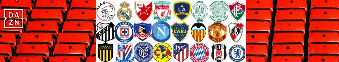 Logo de DAZN España, plataforma para ver fútbol online y otros deportes